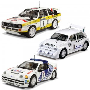 Scalextric Stig Blomqvist Rally Legend Limited Edition C3372A