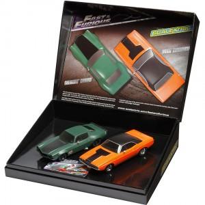 Scalextric Fast & Furious Limited Edition C3373A