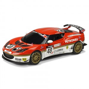 Scalextric Lotus Evora Lotus Sports UK No.48 British GT 2012 C3379