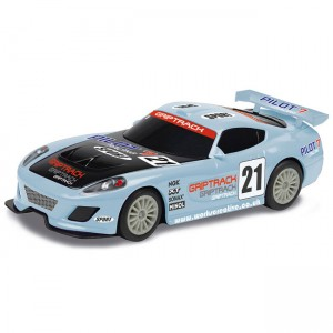 Scalextric GT Lightning - Blue C3472