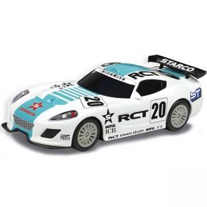 Scalextric GT Lightning - White C3476