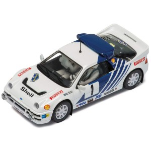 Scalextric Ford RS200 Rally Sweden 1986 Stig Blomqvist C3493