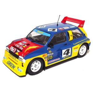 Scalextric MG Metro 6R4 British Rallycross Championship