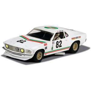 Scalextric Ford Mustang 1969 Boss 302 GTX 302 No.82