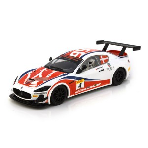 Scalextric Maserati Trofeo No.4 World Series 2013
