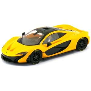 Scalextric McLaren P1 Volcano Yellow