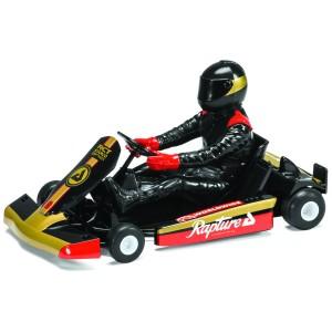 Scalextric Super Kart No.8 Black