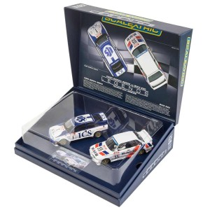 Scalextric Ford Sierra RS500 & BMW E30 Twinpack