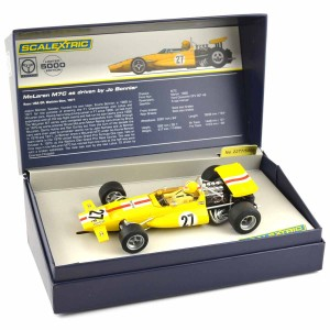 Scalextric Legends McLaren M7C Jo Bonnier