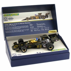 Scalextric Legends Lotus 72 No.2 JPS
