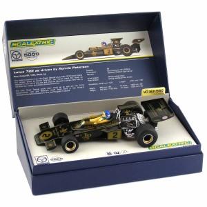 Scalextric Legends Lotus 72 No.2 JPS