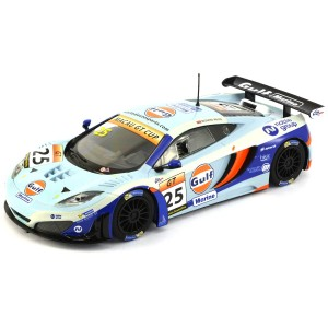 Superslot McLaren 12C GT3 Macau GT Cup 2014 No.25