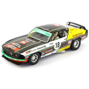 Scalextric Ford Mustang Boss 302 1969