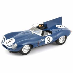 Scalextric Jaguar D-Type Nurburgring 1000km 1957