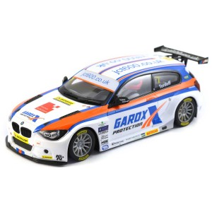 Scalextric BTCC BMW 125 Series 1 Sam Tordoff