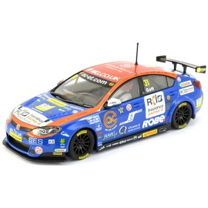 Scalextric BTCC MG6 No.31 Jack Goff