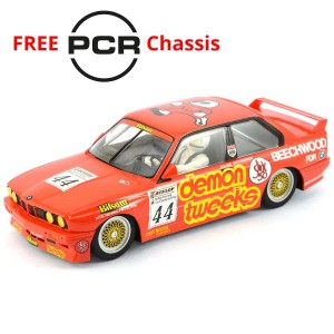 Scalextric BTCC BMW E30 M3 Demon Tweeks