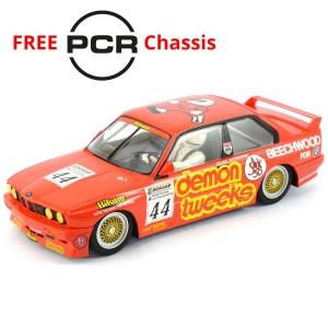 Scalextric BTCC BMW E30 M3 Demon Tweeks