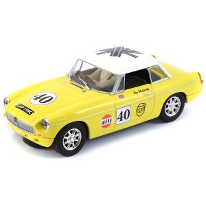 Scalextric MGB Festive Slot 2016 Limited Edition