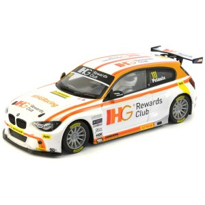 Scalextric BTCC BMW 125 Series 1 Andy Priaulx