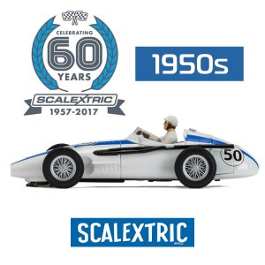 Scalextric 60th Anniversary Collection - 1950s