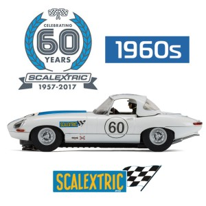 Scalextric 60th Anniversary Collection - 1960s