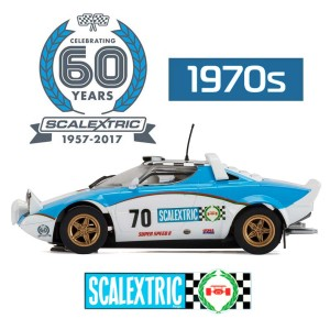 Scalextric 60th Anniversary Collection - 1970s