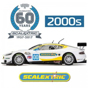 Scalextric 60th Anniversary Collection - 2000s