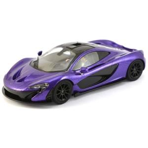 Scalextric McLaren P1 Mauveine Purple