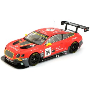 Scalextric Bentley Continental GT3 Team HTP No.84