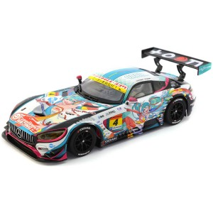 Scalextric Mercedes AMG GT3 No.4 Anime