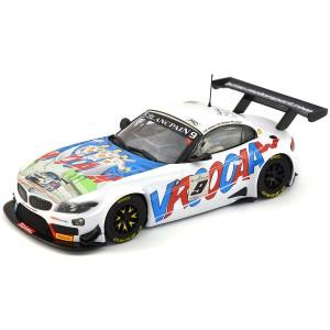 Scalextric BMW Z4 GT3 Roal Motorsport Spa 2015