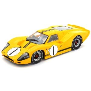 Scalextric Ford GT40 MKIV No.1 Sebring 1967