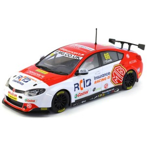 Scalextric BTCC MG6 No.66 Josh Cook