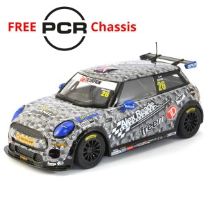 Scalextric BMW Mini Cooper F56 Luke Reade