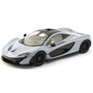 Scalextric McLaren P1 Ceramic Grey
