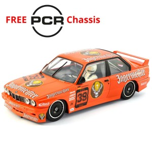 Scalextric BMW E30 M3 DTM 1988 Jagermeister