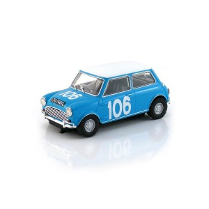 Scalextric Austin Mini Cooper S Targa Florio 1962
