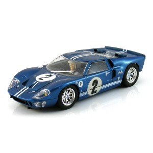 Scalextric Ford GT40 MKII No.2 Sebring 1967