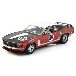 Scalextric Ford Mustang Boss 302 Frank Gardner