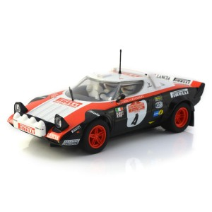 Scalextric Lancia Stratos No.4 San Remo Rally 1978