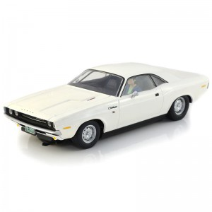 Scalextric Dodge Challenger 1970 White