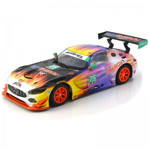 Scalextric Mercedes AMG GT3 No.75 SunEnergy1 Racing