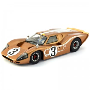 Scalextric Ford GT MKIV No.3 Le Mans 1967