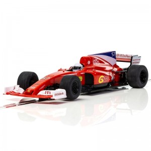 Scalextric Team F1 No.57 Red