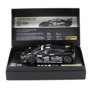 Scalextric McLaren F1 GTR Le Mans 1995 Limited Edtion