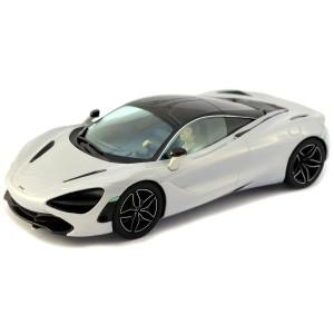 Scalextric McLaren 720S Glacier White