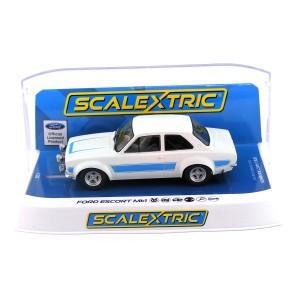 Scalextric Ford Escort Mk1 RS2000 White/Blue