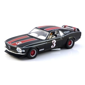 Scalextric Ford Mustang Trans-Am 1972 John Gimbel