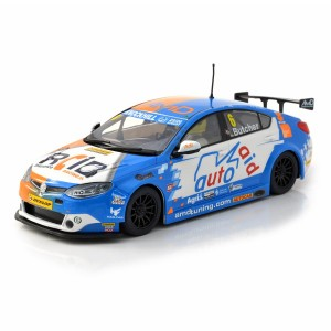Scalextric MG6 GT AMD BTCC 2018 Rory Butcher